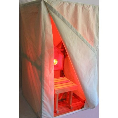 Infrared Sauna Light Therapy Tent